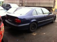 BMW 5-series (E39) Разборочный номер 48701 #2