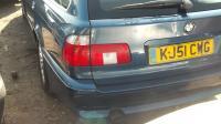 BMW 5-series (E39) Разборочный номер W8854 #2