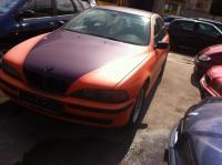 BMW 5-series (E39) Разборочный номер Z3315 #2