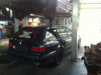 BMW 5-series (E39) Разборочный номер L5141 #2