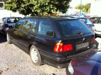 BMW 5-series (E39) Разборочный номер 50473 #1