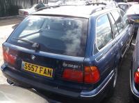 BMW 5-series (E39) Разборочный номер B2516 #2