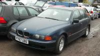 BMW 5-series (E39) Разборочный номер W9348 #1