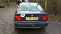 BMW 5-series (E39) Разборочный номер W9378 #1