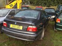 BMW 5-series (E39) Разборочный номер 52484 #2