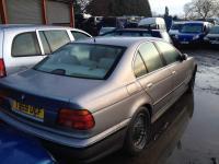 BMW 5-series (E39) Разборочный номер 52660 #2