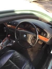 BMW 5-series (E39) Разборочный номер 52698 #2
