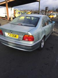 BMW 5-series (E39) Разборочный номер 52698 #3