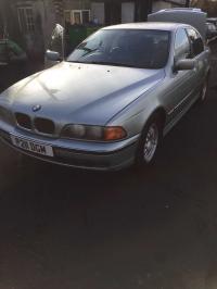 BMW 5-series (E39) Разборочный номер 52698 #4