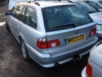 BMW 5-series (E39) Разборочный номер 52881 #1