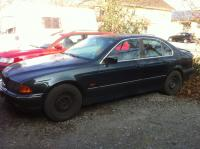 BMW 5-series (E39) Разборочный номер S0297 #2