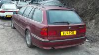 BMW 5-series (E39) Разборочный номер W9597 #2