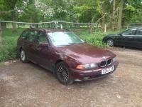 BMW 5-series (E39) Разборочный номер W9721 #1