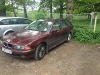 BMW 5-series (E39) Разборочный номер 53949 #2