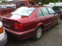 BMW 5-series (E39) Разборочный номер 54061 #1