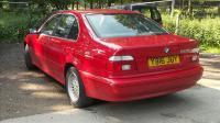 BMW 5-series (E39) Разборочный номер 54304 #1