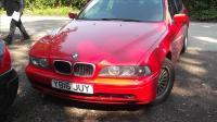 BMW 5-series (E39) Разборочный номер 54304 #2