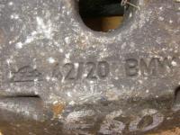 Суппорт BMW 5-series (E60/E61) Артикул 51548702 - Фото #3