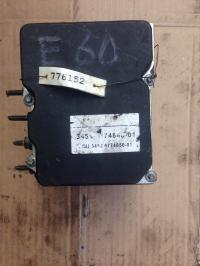 Блок ABS (АБС) BMW 5-series (E60/E61) Артикул 776152 - Фото #1
