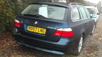 BMW 5-series (E60/E61) Разборочный номер W8201 #1