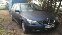 BMW 5-series (E60/E61) Разборочный номер W8201 #2