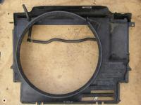 Диффузор (кожух) вентилятора радиатора BMW 7-series (E38) Артикул 51171302 - Фото #1