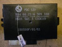 Блок управления BMW 7-series (E38) Артикул 51413034 - Фото #1