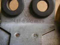 Двигатель отопителя (моторчик печки) BMW 7-series (E38) Артикул 642646 - Фото #2
