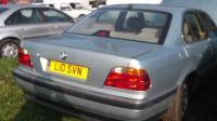 BMW 7-series (E38) Разборочный номер 45813 #2
