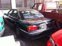 BMW 7-series (E38) Разборочный номер Z2687 #1