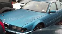BMW 7-series (E38) Разборочный номер 46644 #2