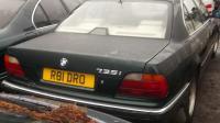 BMW 7-series (E38) Разборочный номер B1959 #3