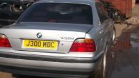 BMW 7-series (E38) Разборочный номер B2230 #1