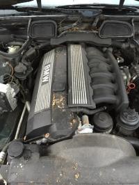 BMW 7-series (E38) Разборочный номер 52777 #4