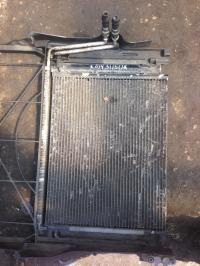 Радиатор охлаждения (конд.) BMW X5 (E53) Артикул 51431150 - Фото #1