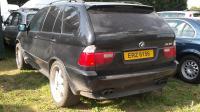 BMW X5 (E53) Разборочный номер 45587 #2