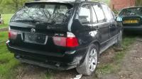 BMW X5 (E53) Разборочный номер W8800 #1