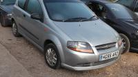 Chevrolet Kalos (Aveo) Разборочный номер W8089 #1