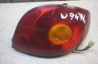 Фонарь Chevrolet Matiz Артикул 51371399 - Фото #1