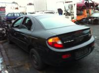 Chrysler Neon Разборочный номер X9907 #1