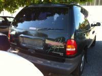 Chrysler Voyager Разборочный номер 50455 #1