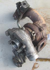 Турбина Citroen Jumper (1995-2002) Артикул 51741611 - Фото #1