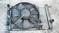 Радиатор основной Daewoo Matiz Артикул 51618683 - Фото #1