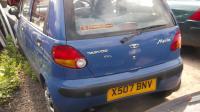 Daewoo Matiz Разборочный номер B1695 #2