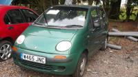 Daewoo Matiz Разборочный номер 45917 #1