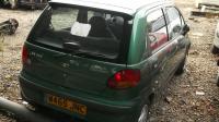 Daewoo Matiz Разборочный номер B1837 #2