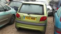 Daewoo Matiz Разборочный номер W8757 #1