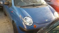 Daewoo Matiz Разборочный номер W8818 #1