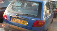 Daewoo Matiz Разборочный номер W8818 #2
