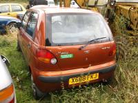 Daewoo Matiz Разборочный номер 50794 #2